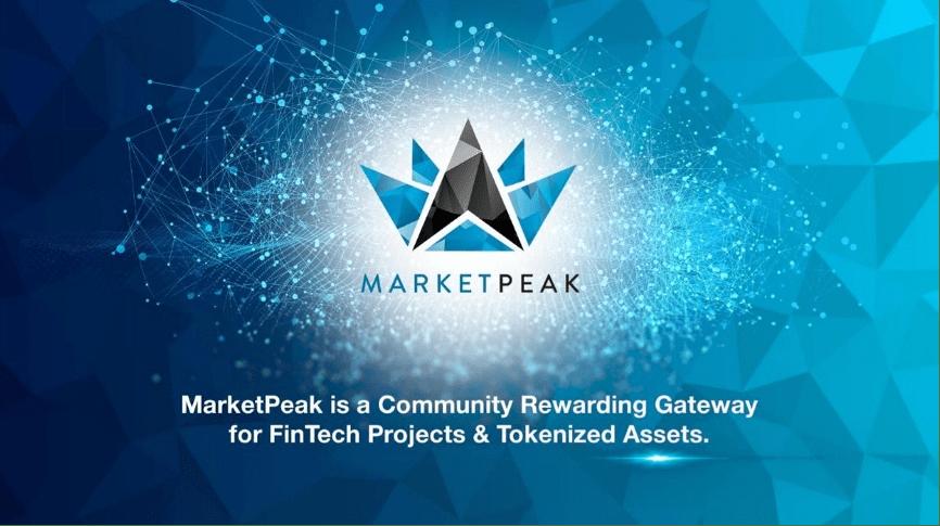 代币增长今年达到300%,Market Peak介绍平台发展的前途